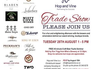 Hop & Vine Annual Trade Show