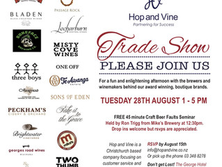Hop & Vine Annual Trade Show