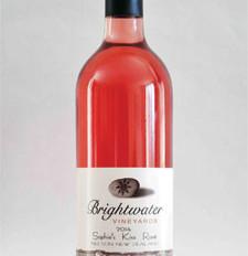 Sophie's Kiss Rose 2014  - Brightwater Vineyards