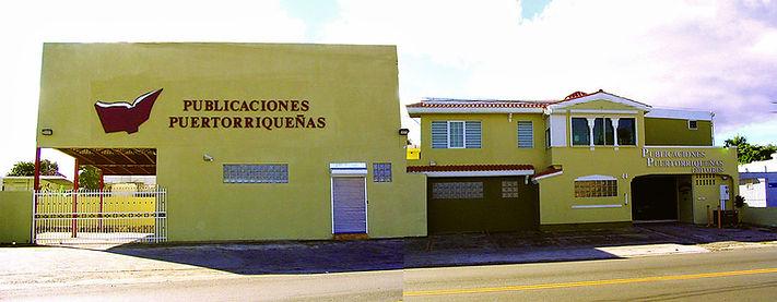 publicaciones puertorriqueñas, ppeditores
