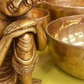 Les bols tibétains aident notamment à diminuer notre niveau de stress, à nous détendre et à améliorer la qualité de notre sommeil. Hypnose énergétique 78 Valérie ALEGRE Juste Bien