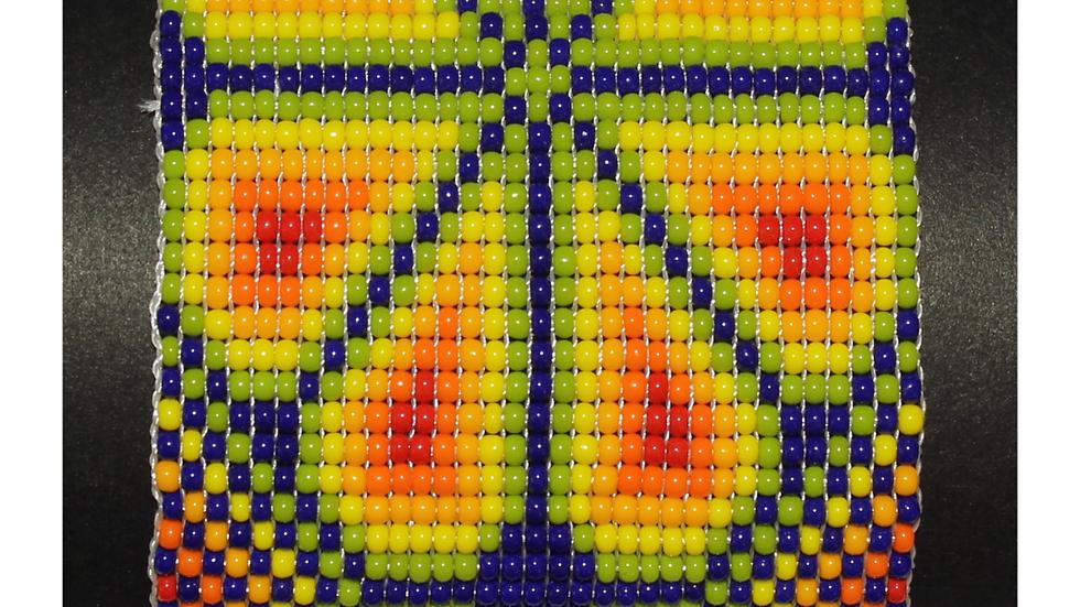 Pulsera híkuri amarillo
