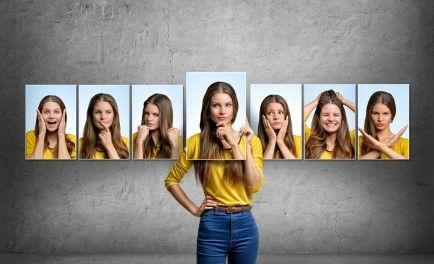 Les émotions fondamentales possèdent une expression faciale caractéristique et universelle ; celles-ci sont innées à chaque bébé, peu importe le lieu de sa naissance. Ces émotions sont au nombre de quatre : la peur, la colère, la tristesse et la joie. .Langage non verbal Spécial COVID comprendre et accompagner ses émotions Valérie ALEGRE Hypnose Psycho-énergétique 78