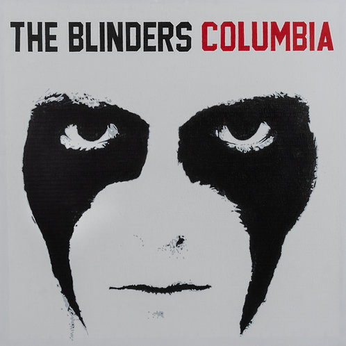 The Blinders - Every Lyric - Signed by the Band