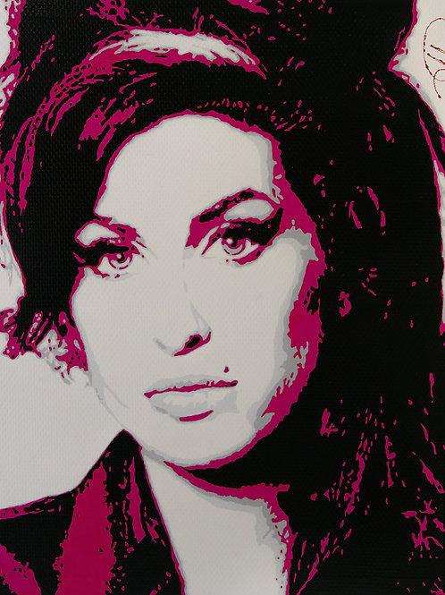 Amy Winehouse - Print