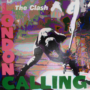 The Clash - Full Album cover and Lyrics