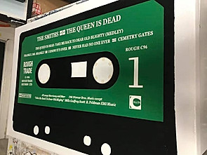 Any cassette tape replicated