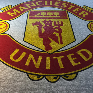Manchester United Close up all the players