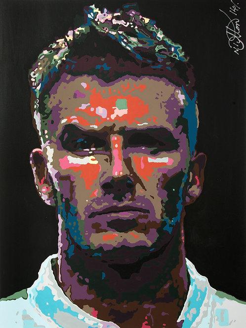 David Beckham Print