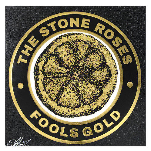 The Stone Roses Fools Gold - with Band Members