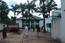 L'ingresso principale della IBI