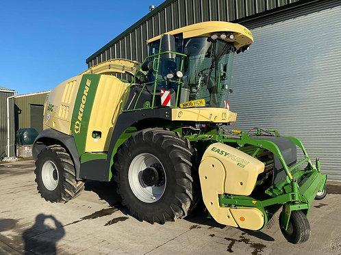KRONE BiG X 770 Forage HarvesterIn