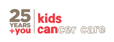 Kids cancer care logo