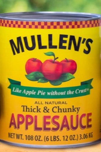 Thick & Chunky Applesauce