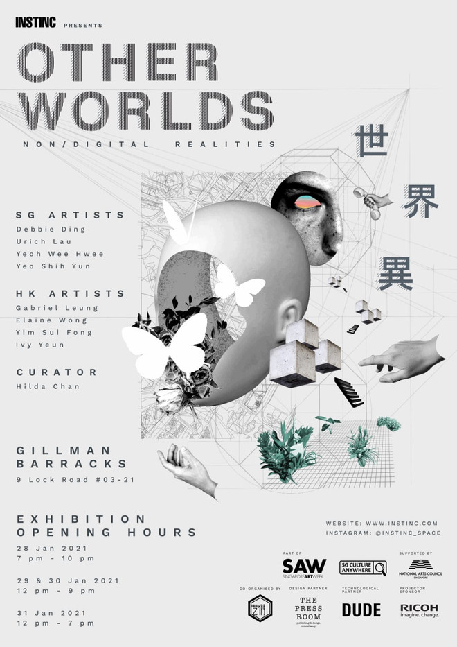 Otherworlds: non/digital realities