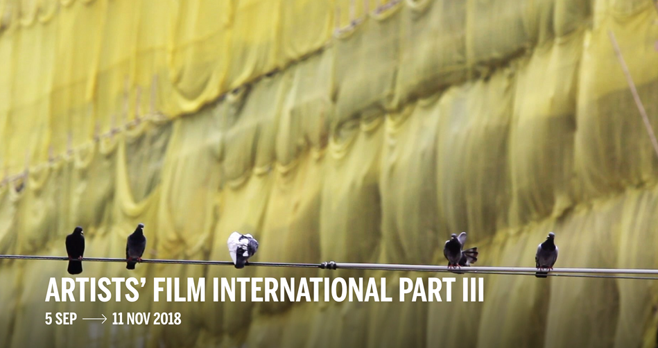 Artists' Film International