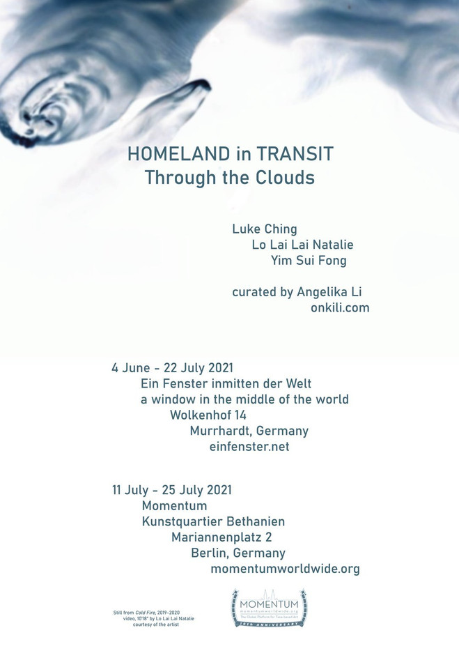 Homeland in Transit: 'Through the Clouds'