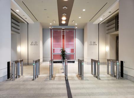 Benefits of Optical Turnstiles in Corporate Lobbies