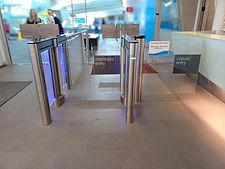 Queenstown Event Centre Entrance Gates.j