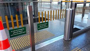 Newmarket Train Station Gates.jpg