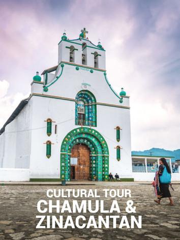 CULTURAL TOUR CHAMULA & ZINACANTAN