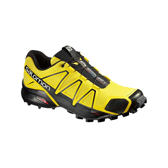 Salomon SpeedCross 4 Corona Yellow