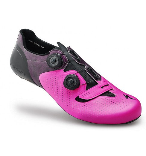 S-works 6 Road Neon Pink Limited