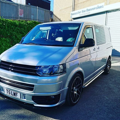 Loved working on this van 😍__#Doncaster