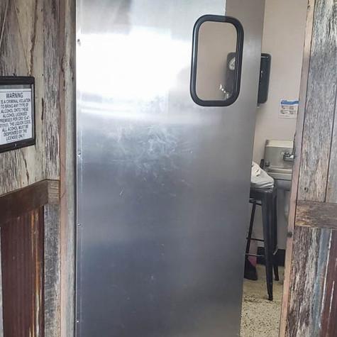 Two-Way Kitchen Doors