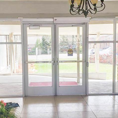 ADA Doors