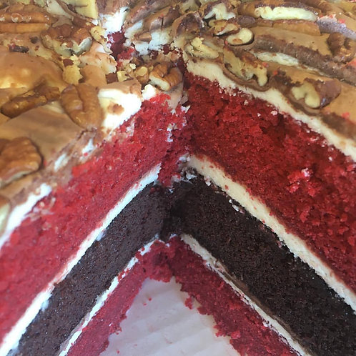 10 in. 3-Layer Cakes