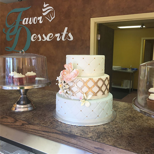 Wedding and Specialty Cakes
