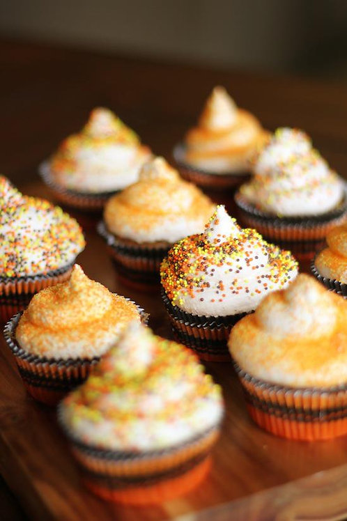 Dozen Petite Cupcakes