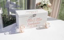 Custom Wedding Cards Box