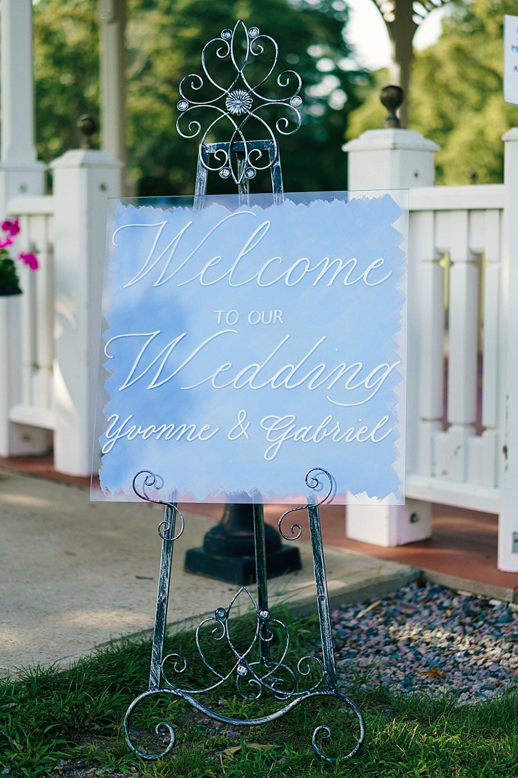 Acrylic Wedding Signage (Alex Gordias Ph