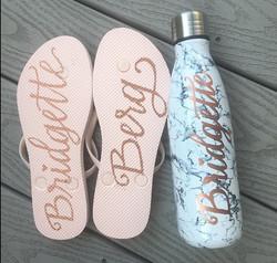 Bridesmaids Custom Gifts