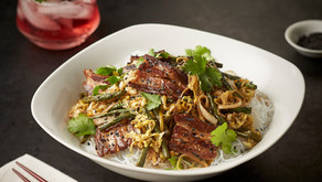 Twice Cooked Lamb Belly Stir-Fry