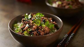 Sichuan Lamb Ragu with White Rice