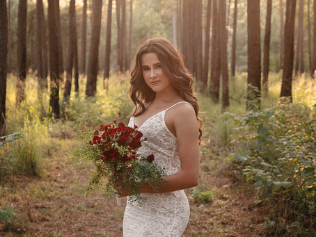 Why Every Bride Needs a Bridal Shoot