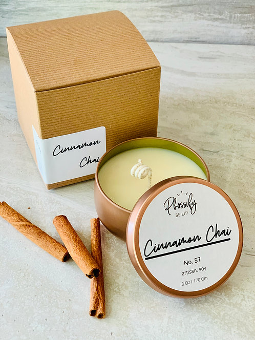 Cinnamon Chai