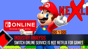 Nintendo's Switch Online Service is NOT  Netflix for Games