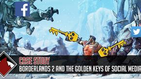 Borderlands 2 and the Golden Keys of Social Media