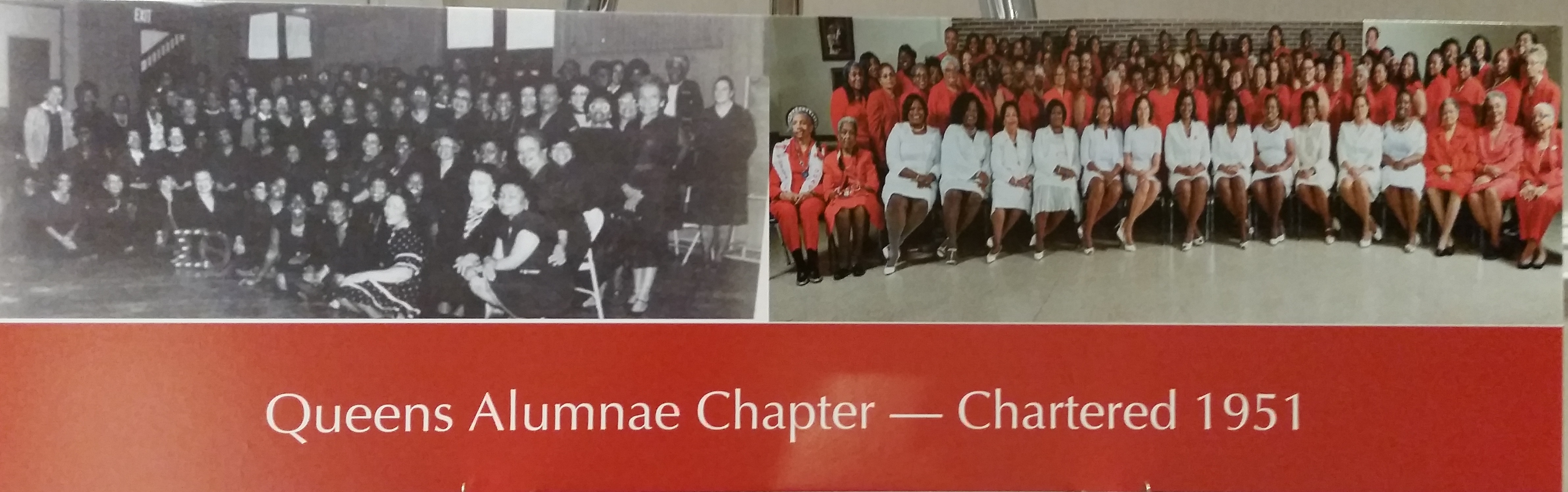 Queens Alumnae Chapter 2016