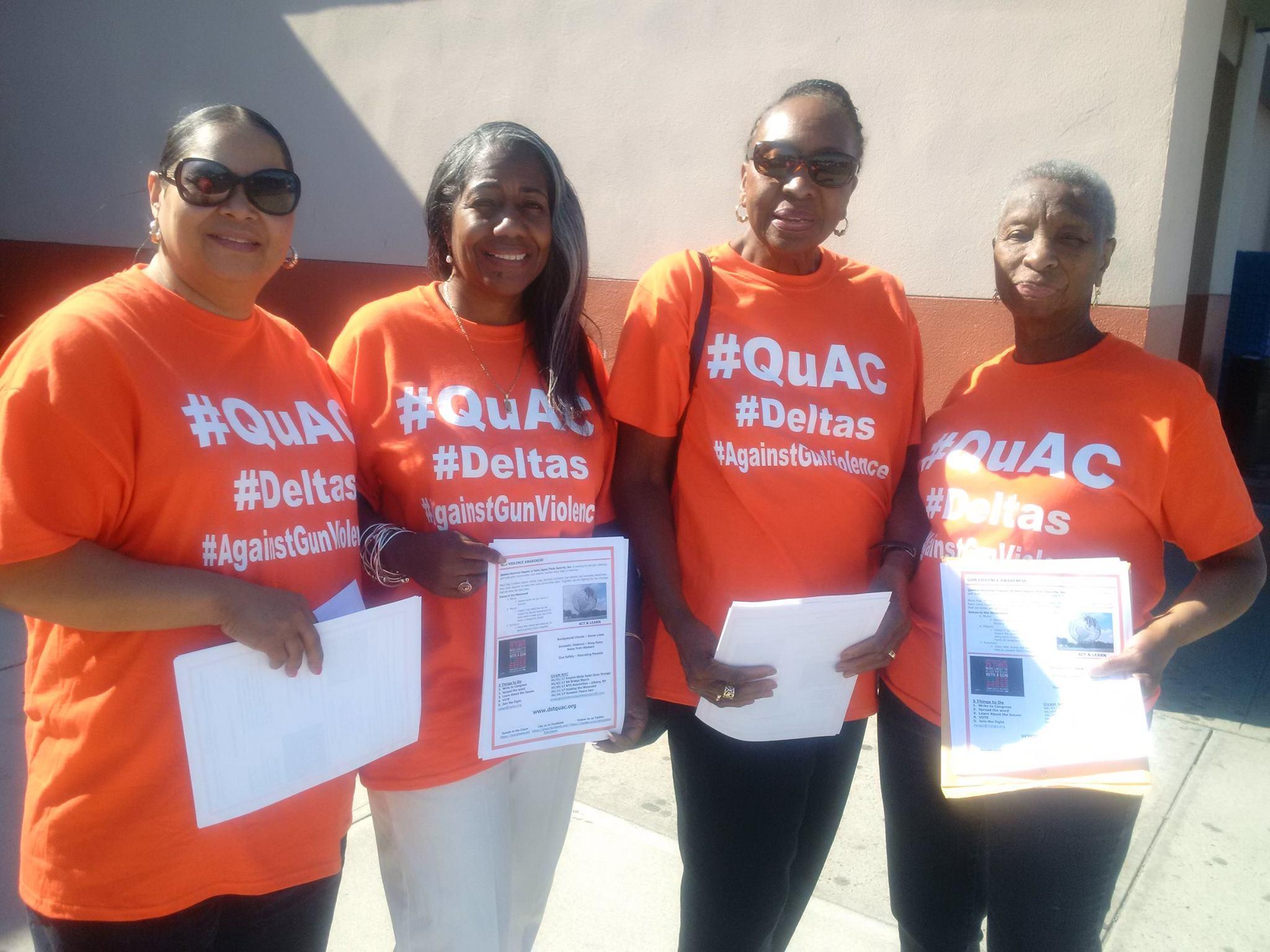 QuAC Social Action