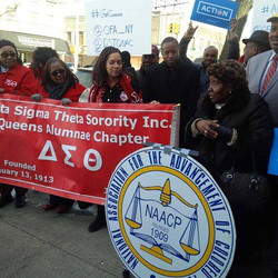 Affordable Care Act support with NAACP 2012