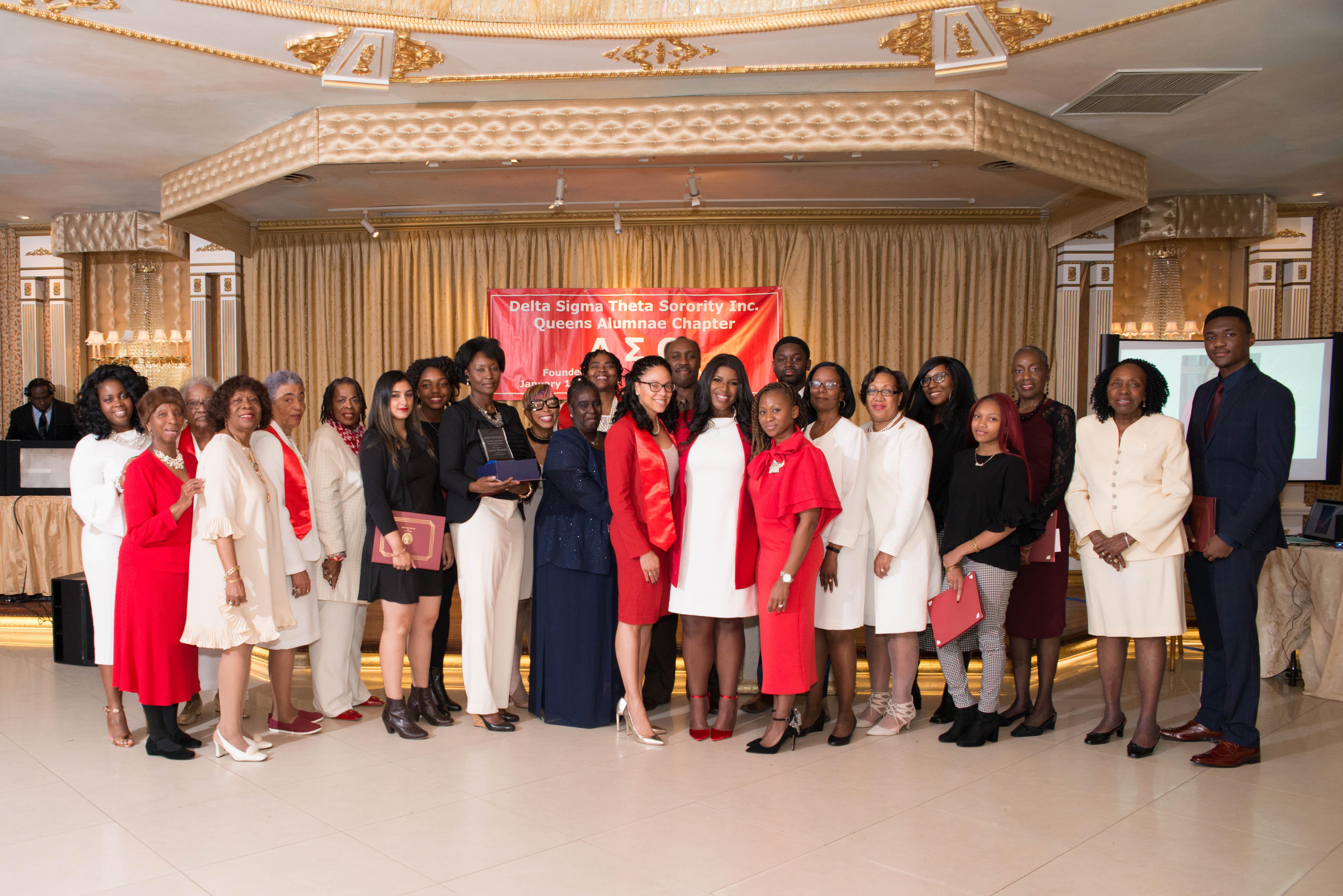 QuAC Scholarship Recipients 2017