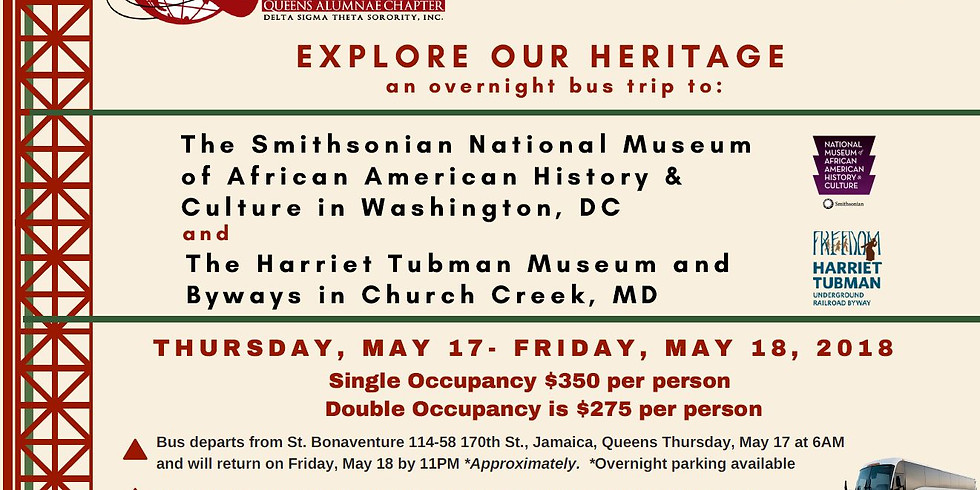 Explore Our Heritage!!