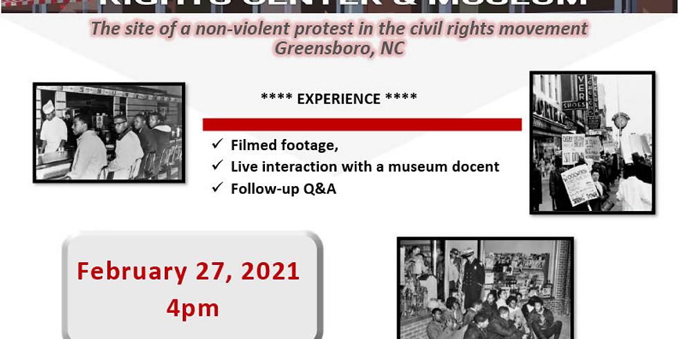 International Civil Rights Center & Museum Virtual Tour