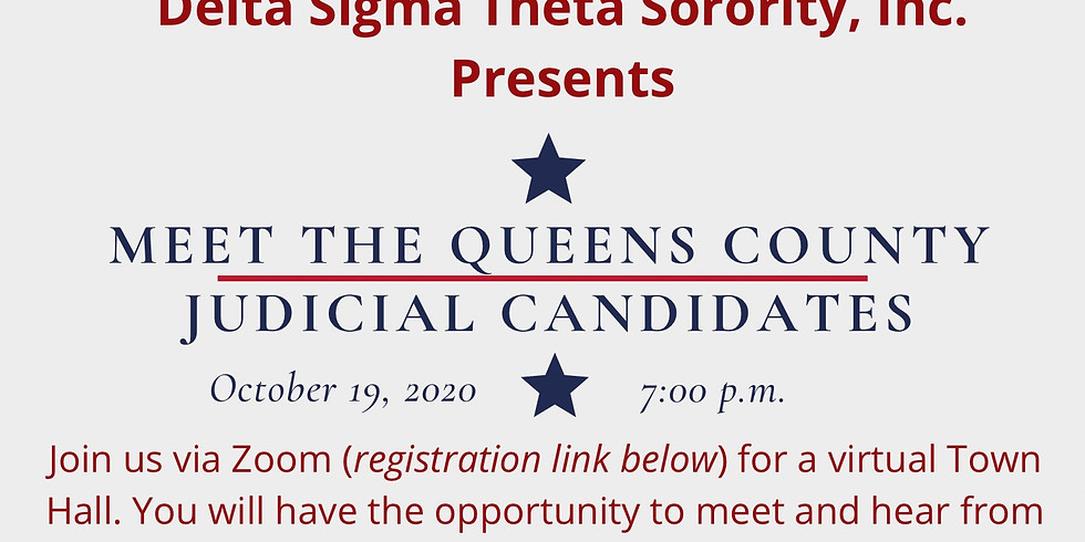 Meet the Queens County Judicial Candidates