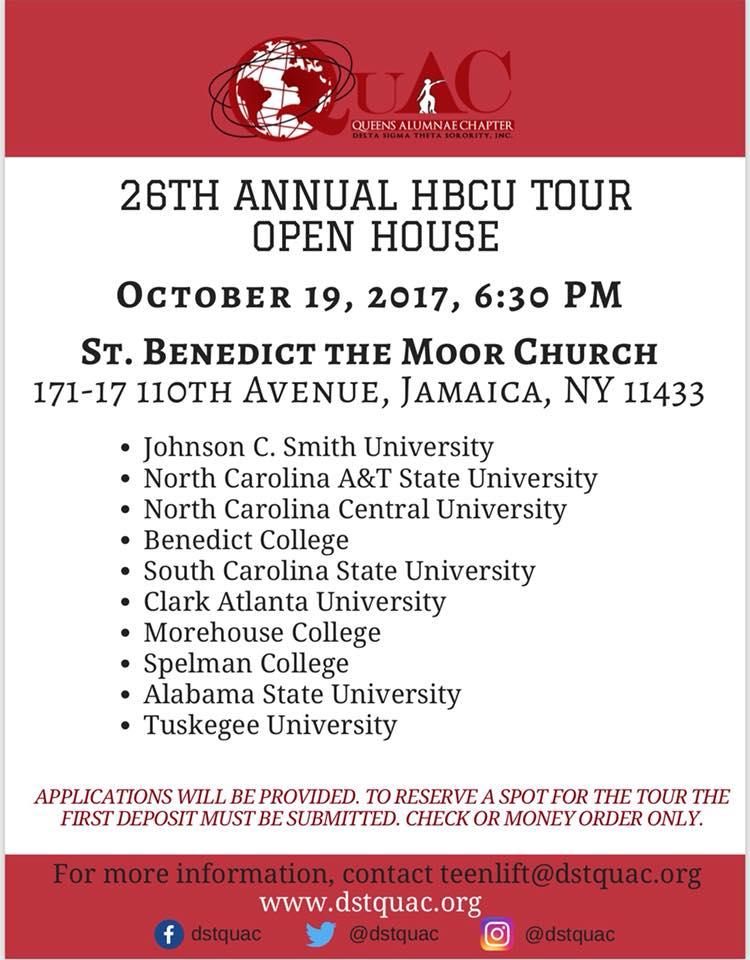 QuAC College Tour Fall